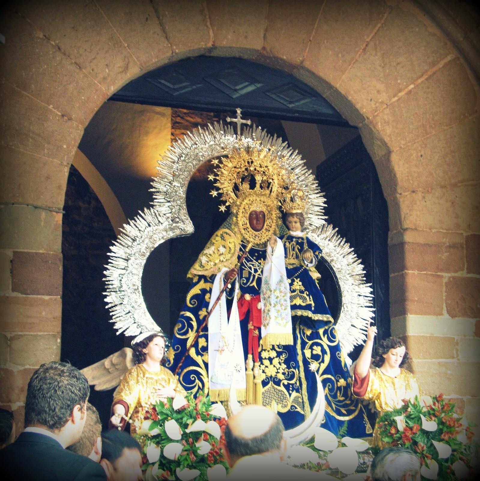 Salida de la Virgen del Collado