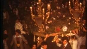 Procesión de La Soledad - Semana Santa 1979
