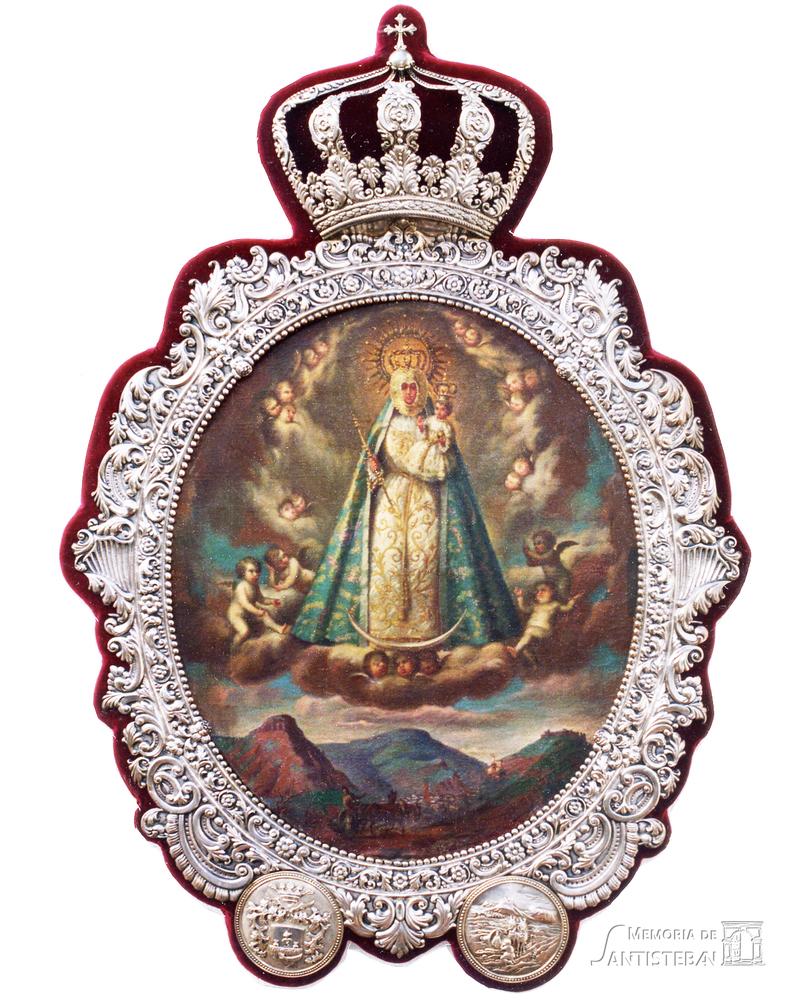 Cuadro de la Mayordomía de la Virgen del Collado