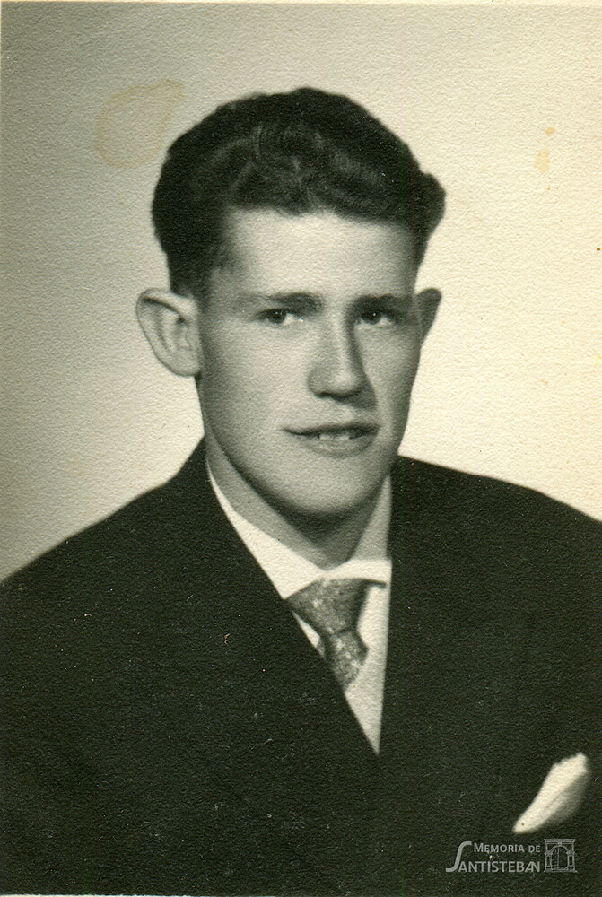 El mozo del reemplazo de 1961