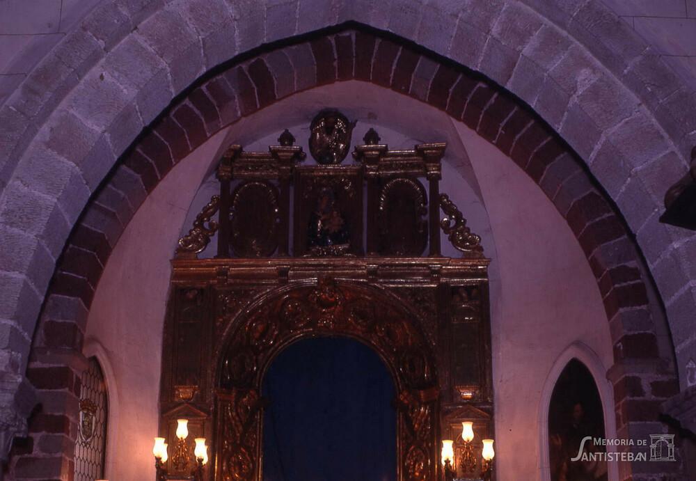 Ábside de Santa María