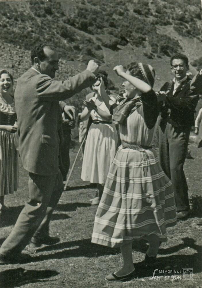 Baile en el Molino