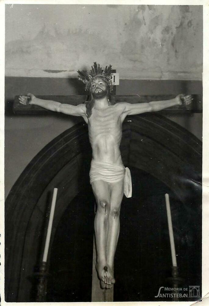 Cristo del Perdón en San Esteban