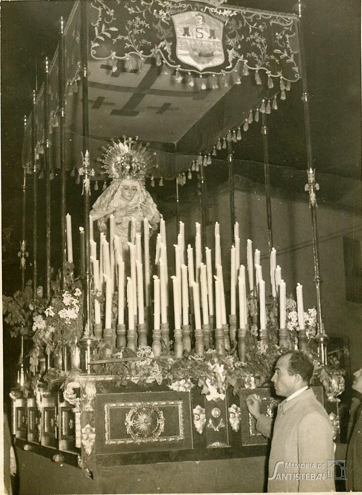 Procesión Virgen de las Lágrimas