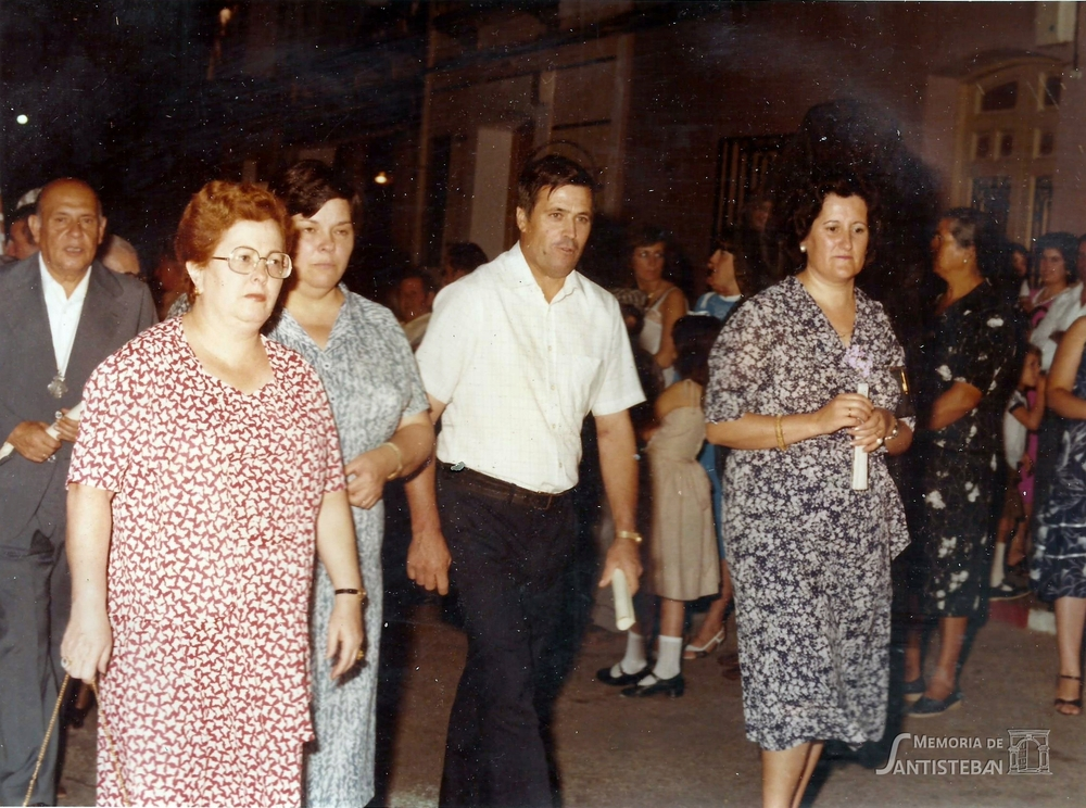 Desfile de Mayordomías 750 aniversario 55-56