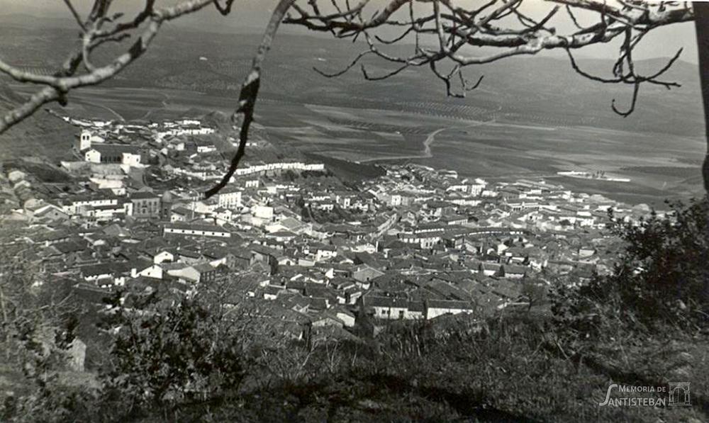 Vista general desde San Marcos