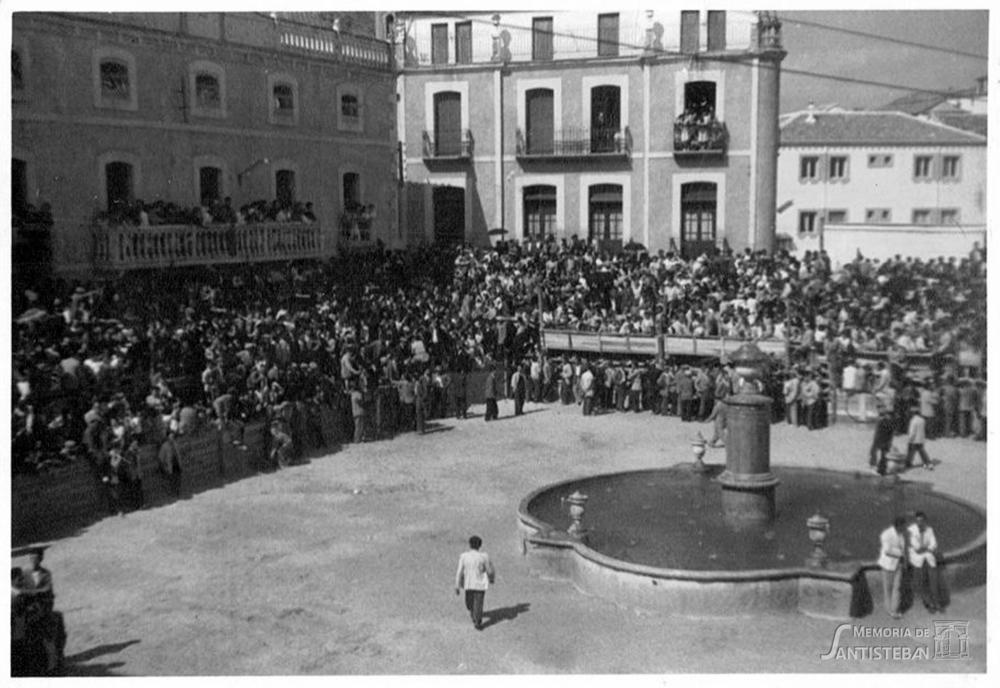 Plaza de toros del pilar