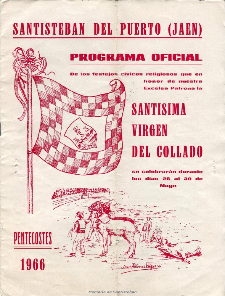 Programa Oficial - Pentecostés 1966