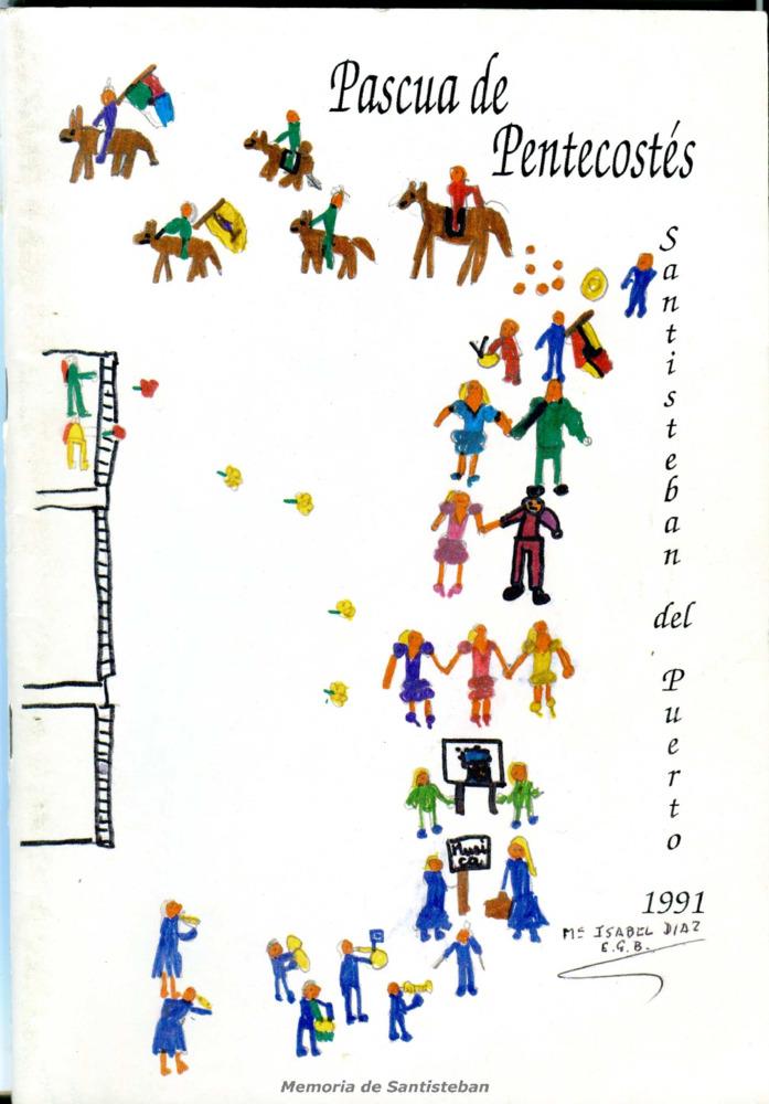 Pascua de Pentecostés 1991