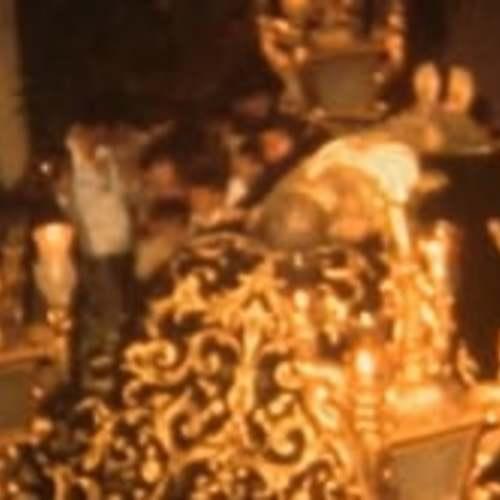 Procesión del Viernes Santo - Semana Santa 1979